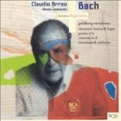 Album artwork for Bach: Goldberg Variations / Arrau