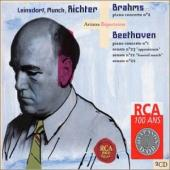 Album artwork for BRAHMS, BEETHOVEN / Richter