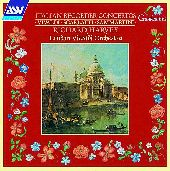 Album artwork for ITALIAN RECORDER CONCERTOS