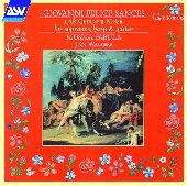 Album artwork for Sances: 17th Century music for Soprano, Harp, and