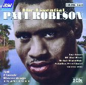 Album artwork for Paul Robeson: The Essential