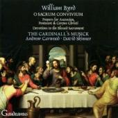 Album artwork for Byrd Edition Vol. 9 - O Sacrum Convivium