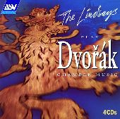 Album artwork for DVORAK - CHAMBER MUSIC