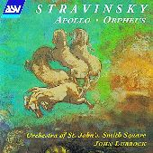 Album artwork for Stravinsky:Apollo