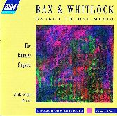 Album artwork for Bax & Whitlock: Sacred Choral Music, Volume 5