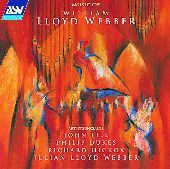 Album artwork for Music of William Lloyd Webber
