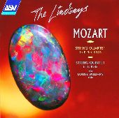Album artwork for Mozart:Quartet&Quinte