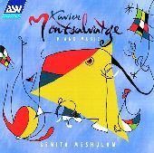 Album artwork for Montsalvatge: Piano Music