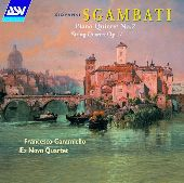 Album artwork for Sgambati: Piano Quintet / Quartet