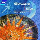 Album artwork for Montsalvatge: Sinfonia Mediterranea