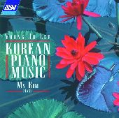 Album artwork for KOREAN PIANO MUSIC