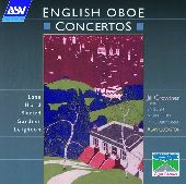 Album artwork for ENGLISH OBOE CONCERTOS
