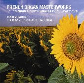 Album artwork for FRENCH ORGAN MASTERWORKS