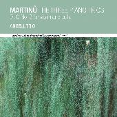 Album artwork for Martinu: The Three Piano Trios & Duo no. 2