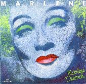 Album artwork for MARLENE DIETRICH-MARLENE