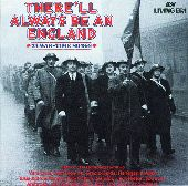 Album artwork for THERE'LL ALWAYS BE AN ENGLAND