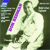 Album artwork for Don Redman:  Doin' What I Please (1931-1938)
