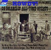 Album artwork for HOWDY ! 25 HILLBILLY ALL TIME GREATS