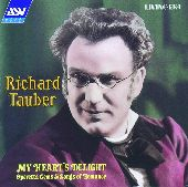 Album artwork for Richard Tauber:  Operetta Gems & Songs Of Romance