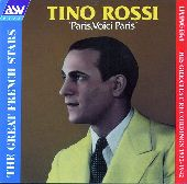 Album artwork for TINO ROSSI - PARIS, VOICI PARIS