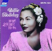 Album artwork for Billie Holiday:  Lady Day's Greatest 1933-1944