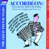 Album artwork for ACCORDEON: NOSTALGIC POET OF PARIS