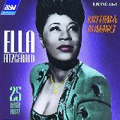 Album artwork for Ella Fitzgerald:  Rhythm & Romance (25 Early Hits
