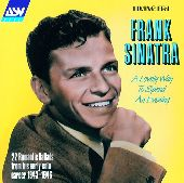 Album artwork for FRANK SINATRA: A LOVELY WAY TO SPEND AN EVENING