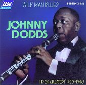 Album artwork for Johnny Dodds: Wild Man Blues (His 24 Greatest 1923
