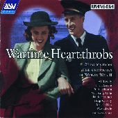 Album artwork for WARTIME HEART - THROBS