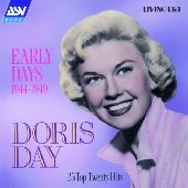 Album artwork for DORIS DAY - EARLY DAYS, 25 TOP TWENTY HITS