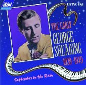 Album artwork for SEPTEMBER IN THE RAIN -  EARLY RECORDINGS 1939 - 1