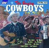 Album artwork for SINGING COWBOYS IN THE MOVIES