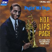 Album artwork for Pagin' Mr Page:  His Greatest Recordings 1932-194