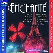 Album artwork for ENCHANTE - THE GREAT FRENCH STARS 1927 - 1947