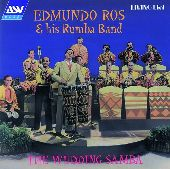 Album artwork for Edmundo Ros:  The Wedding Samba (Latin Favourites