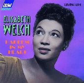 Album artwork for Elisabeth Welch : HARLEM IN MY HEART