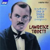 Album artwork for Lawrence Tibbett: STAR OF STAGE AND SCREEN