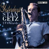 Album artwork for STAN GETZ : YESTERDAYS