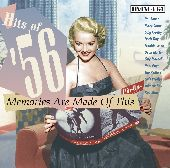 Album artwork for HITS OF '56 - ORIGINAL ARTISTS