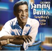 Album artwork for SAMMY DAVIS JR. - SOMETHING'S GOTTA GIVE