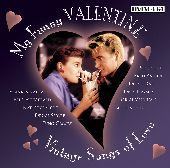 Album artwork for MY FUNNY VALENTINE - VINTAGE SONGS OF LOVE