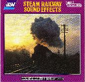 Album artwork for STEAM RAILWAY SOUND EFFECTS