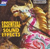 Album artwork for ESSENTIAL SOUND EFFECTS