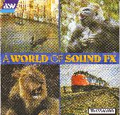 Album artwork for WORLD OF SOUND FX