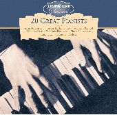 Album artwork for 20 GREAT PIANISTS