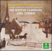 Album artwork for AN AMERICAN CHRISTMAS