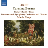 Album artwork for ORFF: CARMINA BURANA