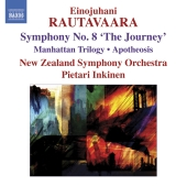 Album artwork for Rautavaara: Symphony No. 8 'The Journey'