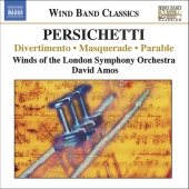 Album artwork for WIND BAND CLASSICS: PERSICHETTI